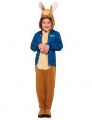 Peter Hase™ Karnevalskostüm für Kinder braun-beige-blau