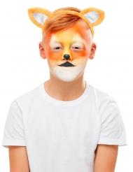 Fuchs Schminkset für Kinder mit Accessoires bunt