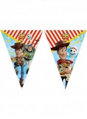 Toy Story4™Girlande mit Wimpel Raumdekoration bunt 2,3 m