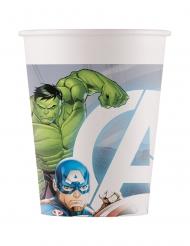 Heldenhafte Avengers™-Trinkbecher 8 Stück bunt 200 ml