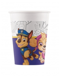 Paw Patrol™-Trinkbecher für Kinder und Geburtstage Tischzubehör 8 Stück bunt 200 ml