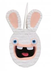 Raving Rabbids™ Piñata Kindergeburtstag Animation bunt 33 cm