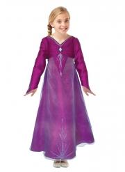 Elsa™-Kostüm für Mädchen Die Eiskönigin 2™ Fasching lilafarben