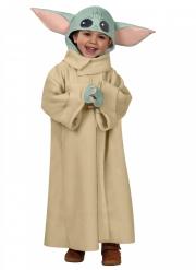 Baby-Yoda™-Kinderkostüm The Mandalorian-Star Wars beige-türkis