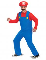 Offizielles Super Mario™-Kostüm für Herren Videospiel-Figur rot-blau