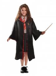 Hermine offizielles Harry Potter™-Kostüm für Kinder schwarz-rot