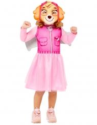 Skye™ Paw Patrol Kostüm für Mädchen Lizenz-Verkleidung rosa-hellbraun