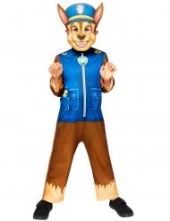 Chase™-Kostüm für Kinder mit Maske Paw Patrol™-Verkleidung braun-blau