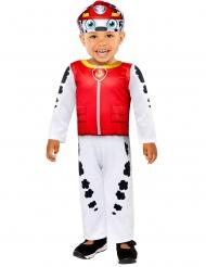 Marshall™-Kostüm für Kleinkinder Paw Patrol™ weiss-schwarz-rot