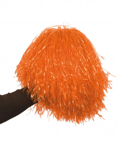 Pompon Fan orange