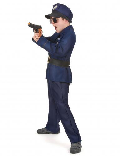 Polizistenkostüm Deluxe für Jungen-1