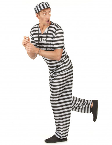 Gefangenenkostüm für Herren-1
