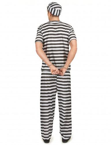 Gefangenenkostüm für Herren-2