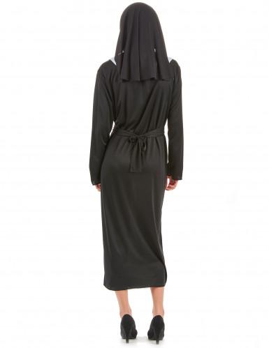 Nonnen-Kostüm für Damen-1