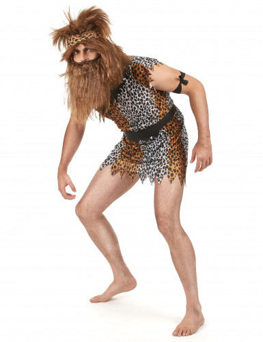 Höhlenmensch-Kostüm für Herren-1