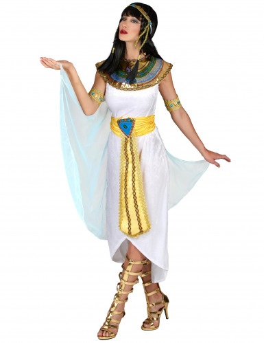 Königin von Ägypten-Kostüm für Damen  -1