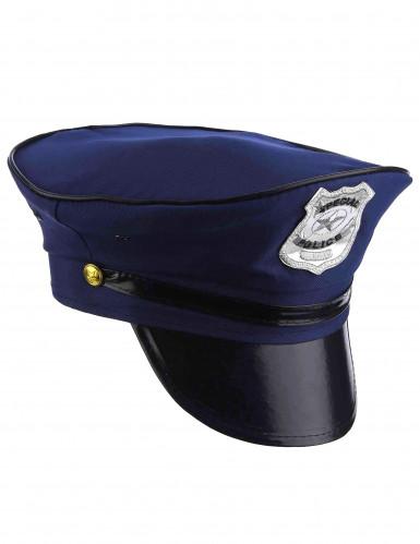 Polizeimütze für Erwachsene