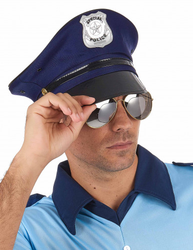 Polizeimütze für Erwachsene-1