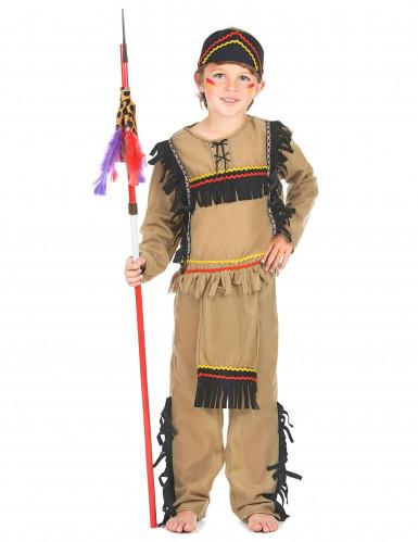 Indianer-Kostüm für Jungen