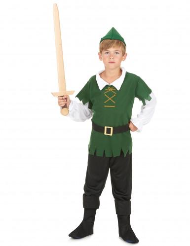Waldjungen-Kostüm