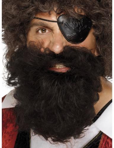 Piratenbart für Herren
