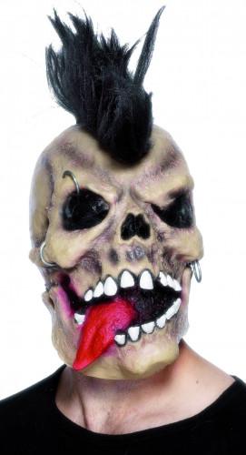 Punker-Maske für Erwachsene, Halloween