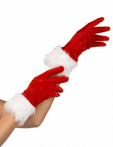 Handschuhe Weihnachten für Damen