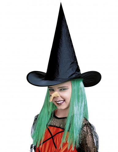 Hexennase mit Warze Halloween-1
