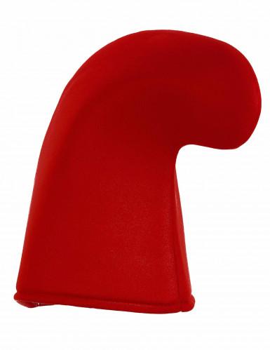 Rote Zwergenmütze für Erwachsene