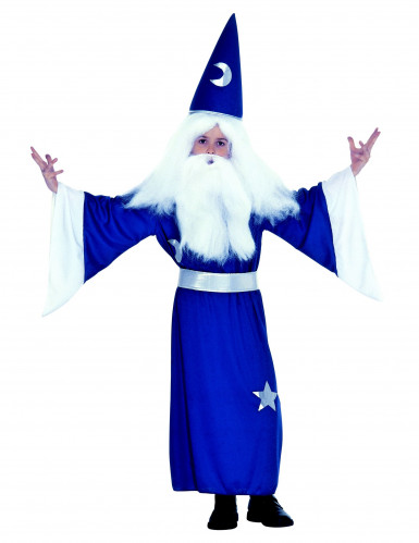 Zauberer-Kostüm für Jungen