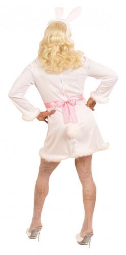 Hasen-Kostüm Drag Queen für Herren-1