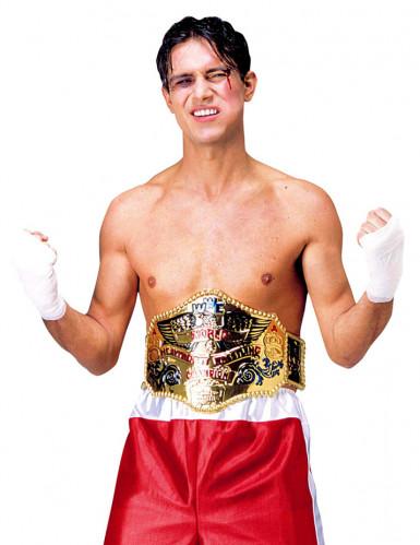 Boxweltmeister-Gürtel für Erwachsene