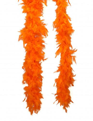 Boa orange für Erwachsene