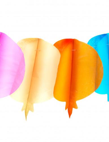 Ballongirlande aus Papier-1
