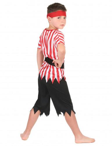 Piratenmatrosenkostüm für Jungen-2