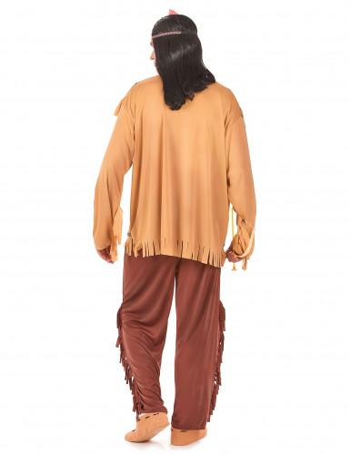 Indianer-Kostüm für Herren-2