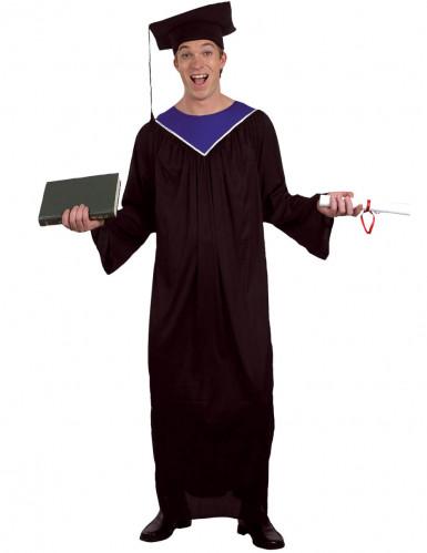 Uniabsolventen-Kostüm für Herren