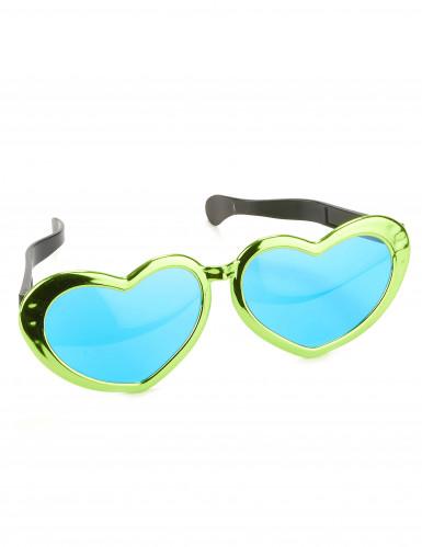 Riesen-Brille, herzförmig-2