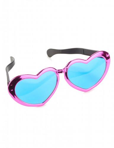 Riesen-Brille, herzförmig-3