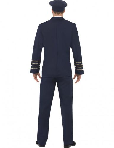 Flugpiloten-Kostüm für Herren-1