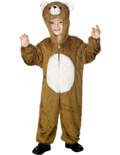 Braunbär-Kostüm für Kinder