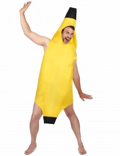 Bananen-Kostüm für Herren