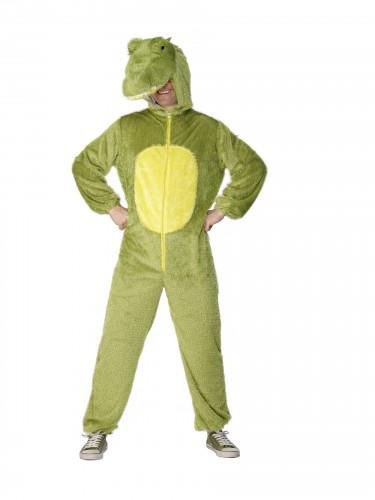 Krokodil-Kostüm für Erwachsene