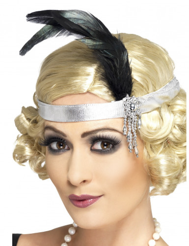 Charleston-Stirnband für Erwachsene