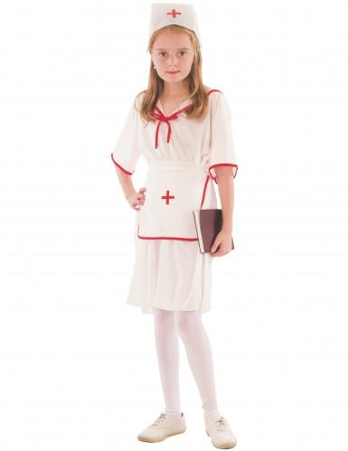 Oberschwester-Kostüm für Mädchen