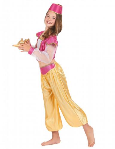Orientalische Prinzessin Kinderkostüm-1