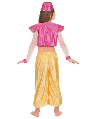 Orientalische Prinzessin Kinderkostüm-2