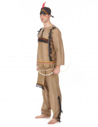 Indianer Herrenkostüm bunt-1
