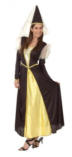 Damenkostüm mittelalterliche Prinzessin