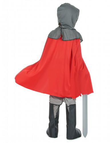 Mittelalter-Kreuzritter-Kostüm für Jungen-2